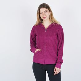 Body Action Women's Hoodie Jacket (9000050125_1893)