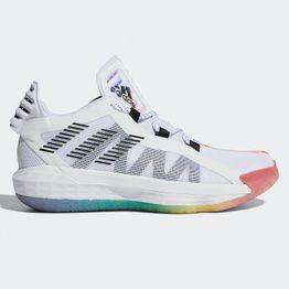 adidas Performance Dame 6 Pride Ανδρικά Μπασκετικά Παπούτσια (9000059577_39617)