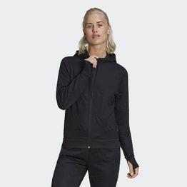 adidas Performance Aeroeady Jacquard Full – Zip Logo Γυναικεία Ζακέτα (9000060220_1469)