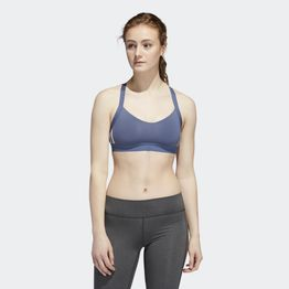 Adidas All Me 3-Stripes Women'S Bra – Γυναικείο Μπουστάκι (9000033607_34286)