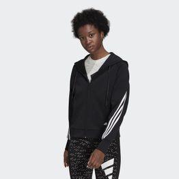 adidas Performance Wrapped 3-Stripes Γυναικεία Ζακέτα (9000074134_1480)