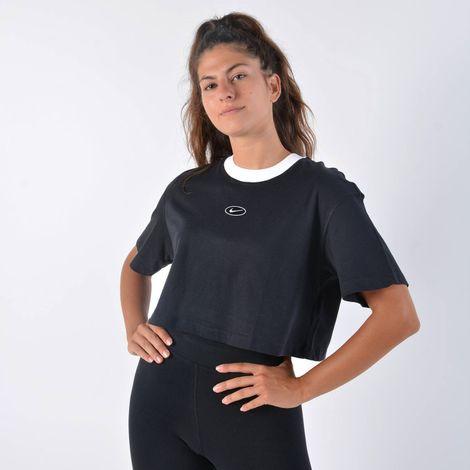 Nike Swoosh Women's Crop Top - Γυναικείο Crop Top (9000035345_1470)