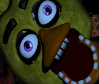 Five Nights at Freddy's - Chica Jumpscare