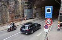 Freie Fahrt für Radfahrer im Schwabtunnel: Eine maue Mehrheit für das Tunnelexperiment