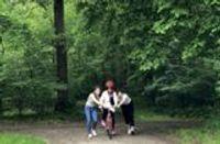 Von Heslach zum Marienplatz: Auf dem Fahrrad in die Freiheit