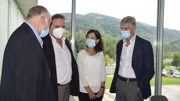 El director de Salud Mental Parc Taulí, Diego J. Palao, miembro del equipo de desarrollo del Plan de prevención del suicidio de Cataluña