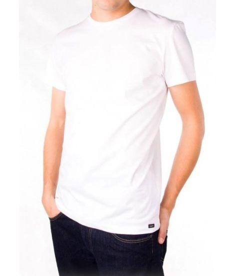 Μπλούζες Lee L680BC12 (Λευκό, 2τμχ)