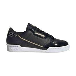 Adidas Continental 80 W FV3428 Δερμάτινο Sneaker Μαύρο