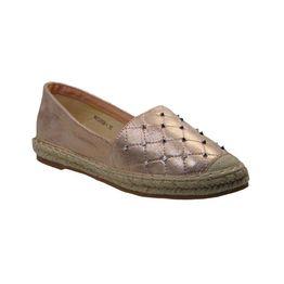 Tsimpolis Shoes A612 Εσπαντρίγια Απο Τεχνοδέρμα Σαμπανιζέ