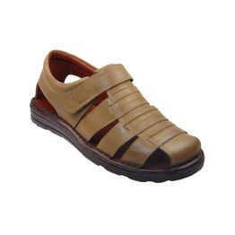 Tsimpolis Shoes 1882 Πέδιλο Απο Γνήσιο Δέρμα Μπεζ