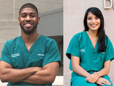 School of Dentistry recognizes student accomplishments at virtual Honors Convocation