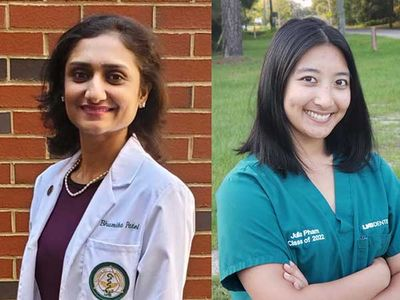 UAB dental students win national research awards