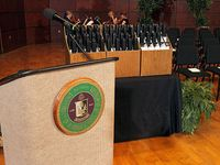 School of Dentistry celebrates graduates, recognizes student accomplishments during annual commencement ceremony