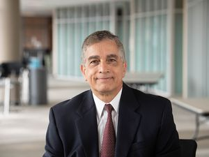 Fouad retires after 40 years on faculty, 25 years as chair of Civil Engineering