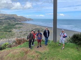 Rogers conducts research in New Zealand as part of international fellowship