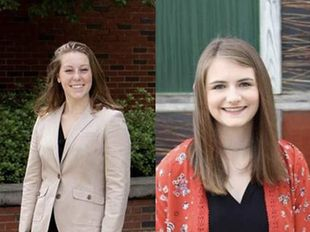 Schmidt, Tuma, receive inaugural Outstanding SWE Member Undergraduate Scholarships