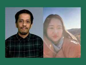 Two BME graduate students awarded American Heart Association fellowships