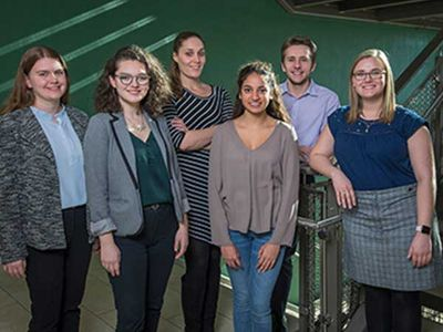 Eight students selected Fulbright Scholarship semifinalists