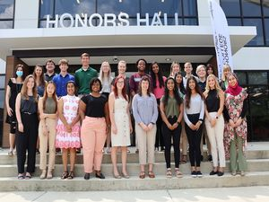 2021 Honors College Presidential Summer Fellowships continue academic excellence through innovative research