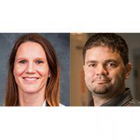 Krick, Petit named assistant directors of the Medical Scientist Training Program