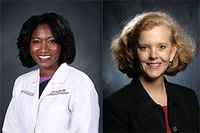 Kirksey and Kezar highlighted as impactful members by the Association of Academic Physiatrists