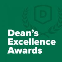Dean's Excellence Awards 2021: nominations now open
