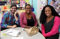 SOM students partner with FocusFirst for service learning project