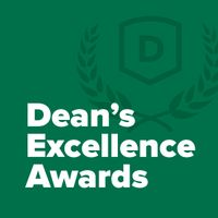 Dean's Excellence Award winners share inspiration, outlook on teaching