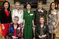 Three from School of Medicine named Outstanding Women for 2018