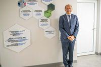 Department Chair Visits Partner University in Bulgaria