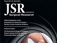 Pediatric surgery faculty and fellows featured on March cover of JSR