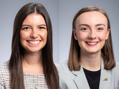 Two UAB honors students recognized as Goldwater Scholars