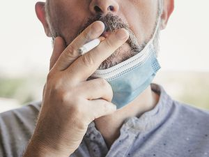 How smoking could impact health complications with COVID-19 illness