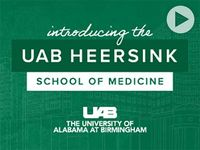 $100 million in gifts to transform UAB School of Medicine