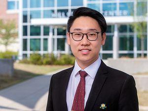 UAB alumnus awarded Phi Kappa Phi fellowship to further studies