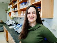 Summer Thyme is named a Pew Scholar in the biomedical sciences