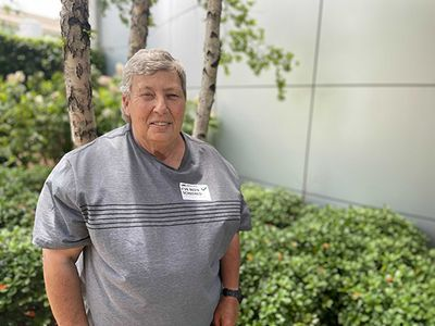 Retired firefighter experiences complete response in clinical trial, shares story for National Cancer Survivors Day