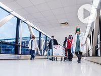 COVID-19 vaccine arrives at UAB Hospital