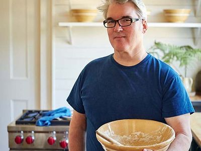Alabama's own Scott Peacock, James Beard Award-winning chef, will talk biscuits, Southern food live Oct. 20