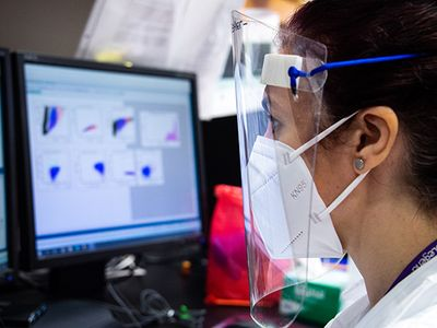 UAB-developed research tool will help scientists better understand COVID-19