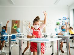 COVID-19 health recommendations for K-12 schools