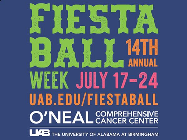 Local restaurants/silent auction will support research at O'Neal Cancer Center during Fiesta Ball Week