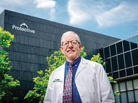 Steven N. Austad, Ph.D., appointed as inaugural Protective Life Endowed Chair in Healthy Aging Research at UAB