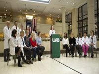 Snow can't stop the Southeast's largest kidney transplant chain at UAB