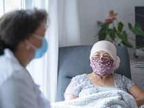 How does COVID-19 affect patients with cancer? Largest U.S. study shares first results