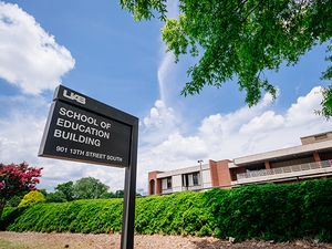 UAB's School of Education receives honorable recognition from the annual Education Preparation Institutional Report Card