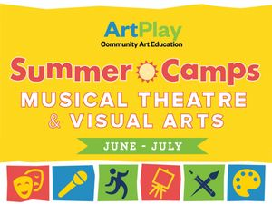 ArtPlay announces in-person summer camps in musical theater, visual arts
