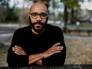 Spend an evening with The Atlantic writer Clint Smith, Sept. 22