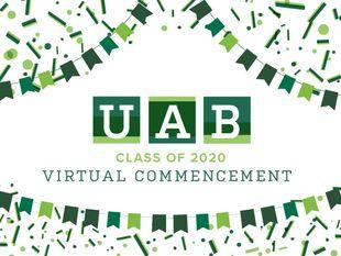 Celebrate UAB virtual commencement Dec. 11-12