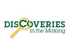 """""""Discoveries in the Making"""" series is April 13 and May 11"""